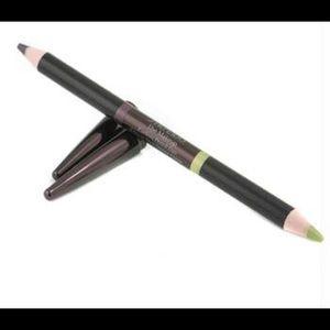 Shiseido Eyeliner Pencil Duo Electric Iris D3